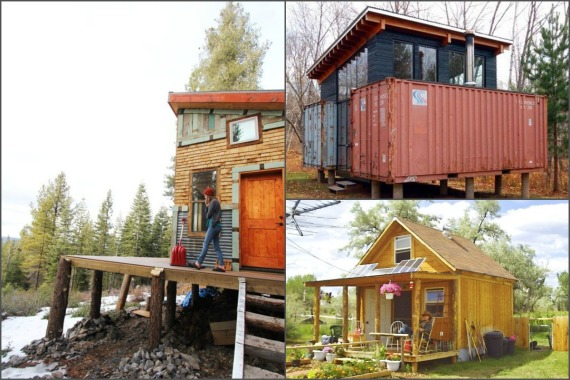 5 Awesome Off-Grid Cabins in the Wilderness