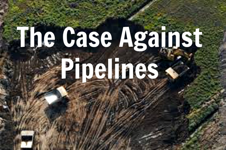 The case against pipelines|We Are Wildness