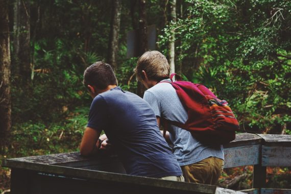 Top 5 Ways to Give Someone a Love for the Outdoors