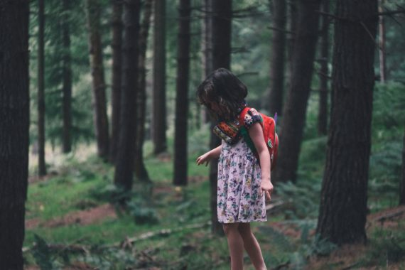 How to Cultivate a Wild Child