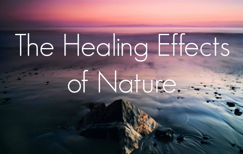 The Healing Effects of Nature