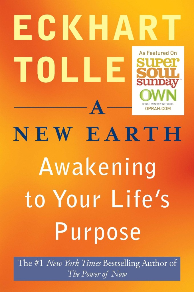 eckhart tolle a new earth we are wildness