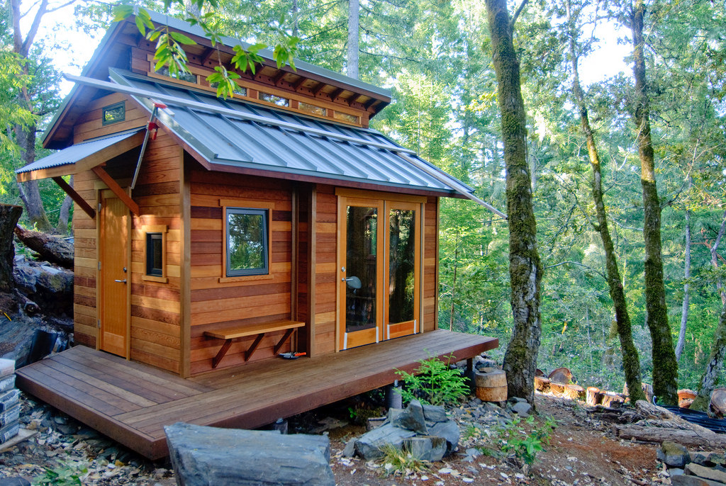 7 Reasons the Tiny House Movement Is Taking Off - we are wildness - Photo by Benjamin Chun