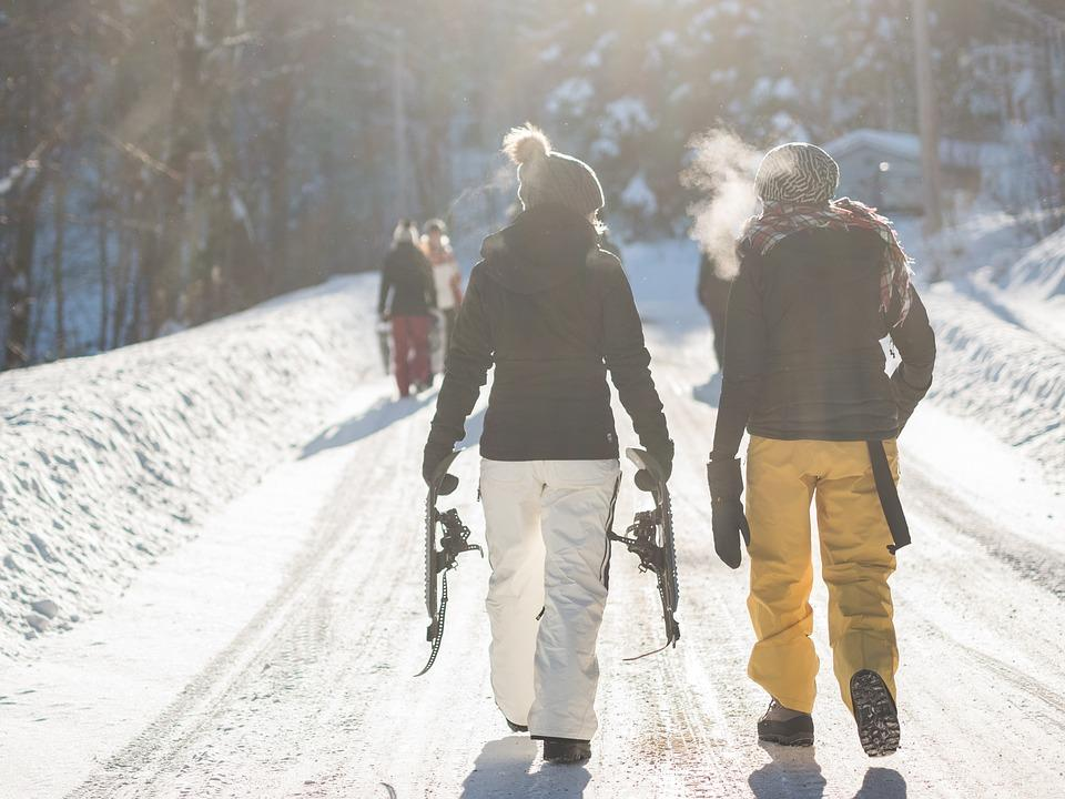 tune in to the earth this winter blog we are wildness snowshoeing