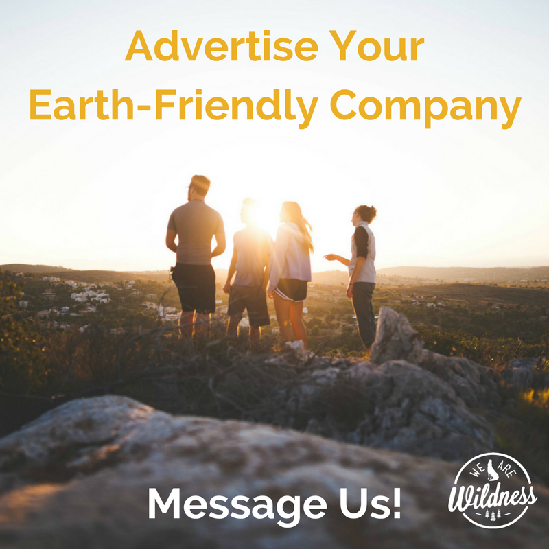 Advertise on We Are Wildness