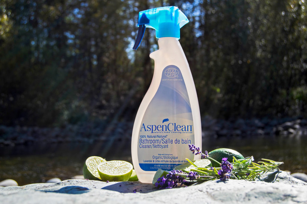 aspen clean bathroom cleaner 1