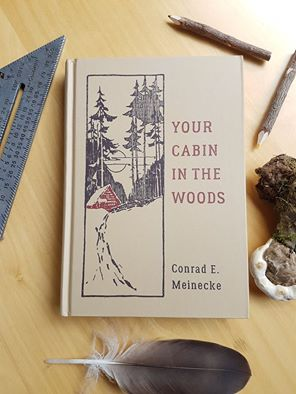 your cabin in the woods book off grid cabin we are wildness