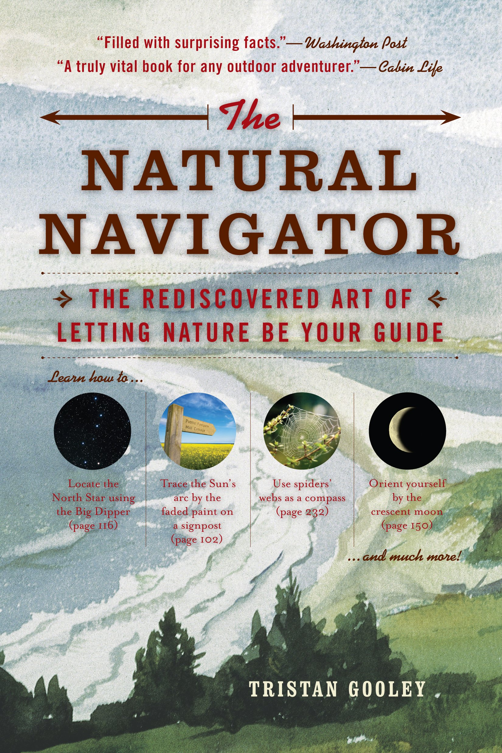 natural navigator - we are wildness favorites - nature book - rewild your life - wilderness skills - mindfulness